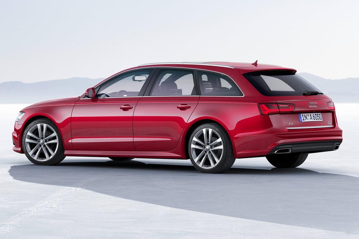 Audi A6 Avant 2016