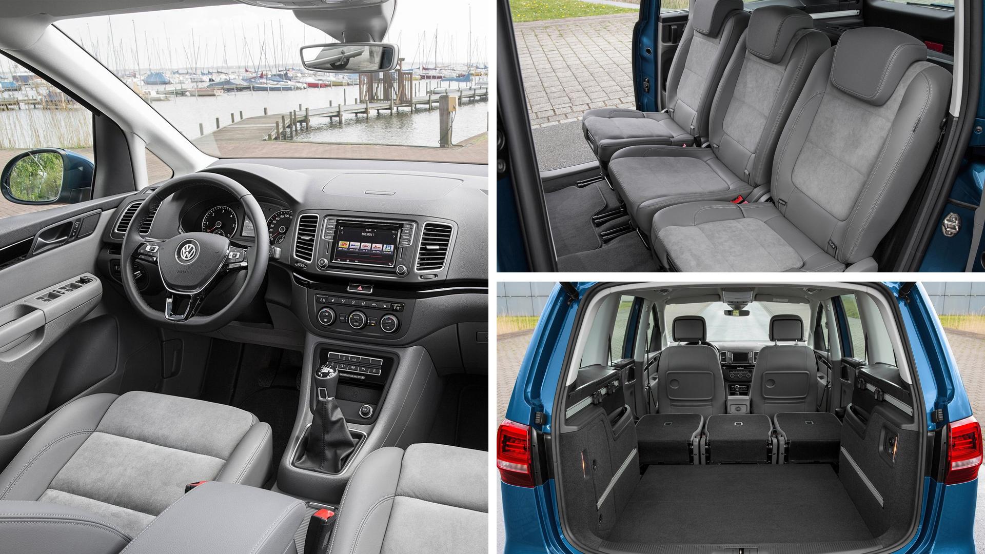 Volkswagen Sharan seat alhambra