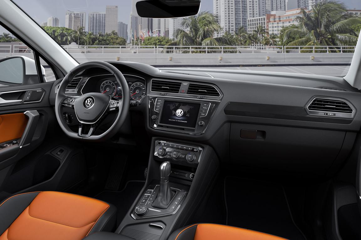 Volkswagen Tiguan 2016 Фольксваген Тигуан