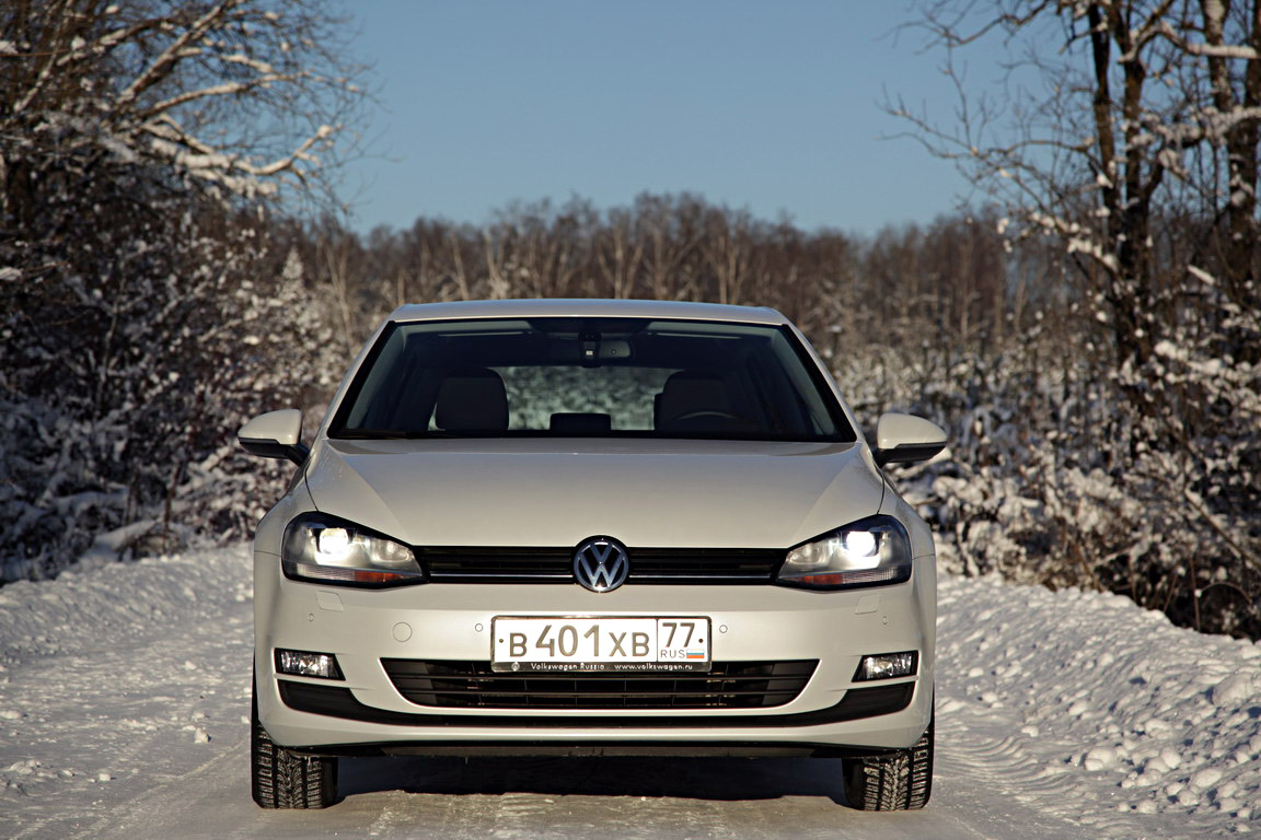 Volkswagen Golf: вся жизнь – игра