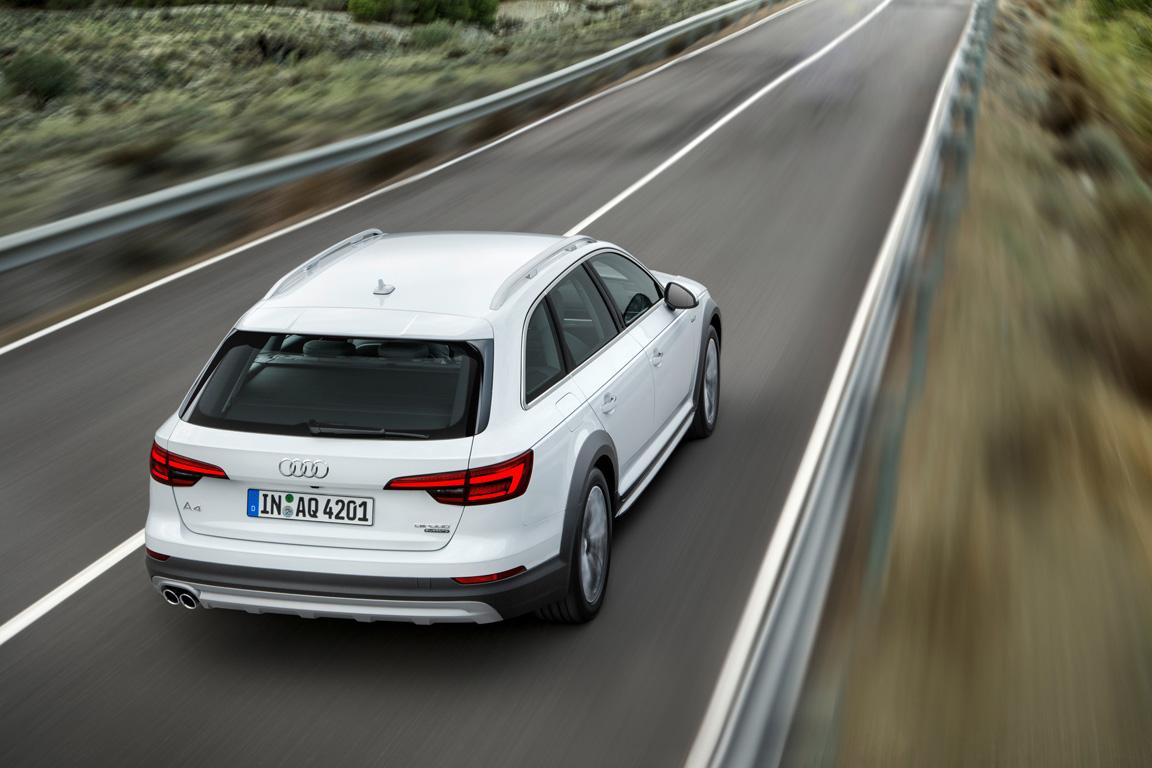 Audi A4 Allroad 2015