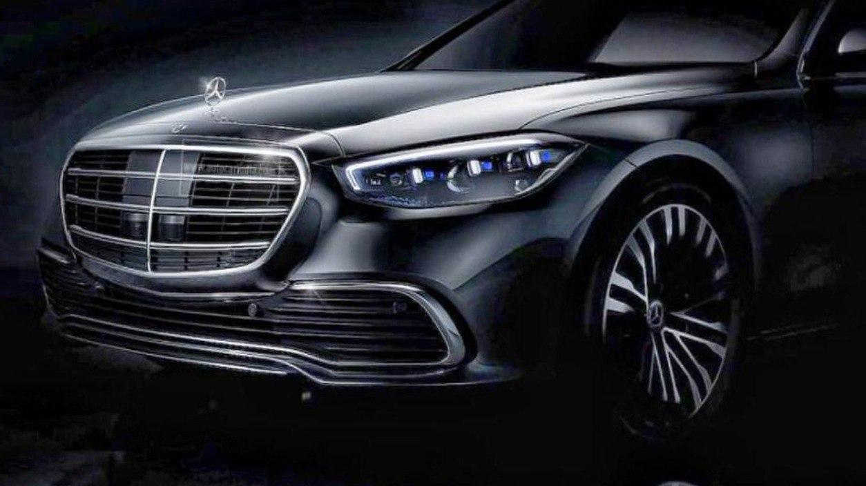 Mercedes-Benz S-класса W223